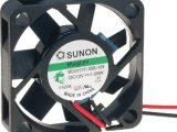 Ventiladores de corriente continua 40 x 40 mm