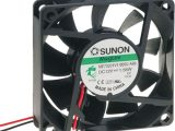 Ventiladores de corriente continua 70 x 70 mm