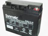 Batería plomo AGM 12V 18Ah Dimensiones: 181x76x167