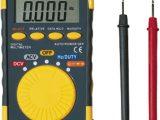 Medidor digital de bolsillo 3,75 dígitos (4000)  0,1÷99%  AX-MS811