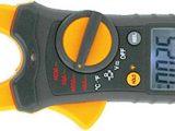 Pinza amperimetrica c/temperatura CA/CC Ø cable 23mm Muestreo:2x/s AXIOMET