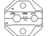 HERRAMIENTA PROFESIONAL PARA CRIMPAR RG-58,59,62