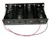 Portapilas para 4xR20, Cable