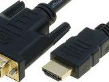 Cables HDMI-DVI-D (24+1) M/M