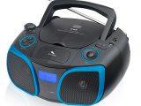 RADIO CON CD/MP3, SINTONIZADOR PLL DIGITAL FM, USB, AUX IN, SY9956 ( SYTECH)