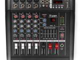 AM5A MEZCLADOR DE 5 CANALES CON AMPLIFICADOR DSP/BT/SD/USB/MP3