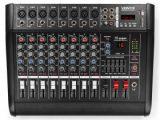 AM8A MEZCLADOR DE 8 CANALES CON AMPLIFICADOR DSP/BT/SD/USB/MP3