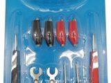Kit de accesorios puntas de pruebas de polimetros